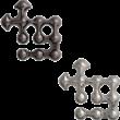 Huzzle (Hanayama) Cast Puzzle - Dot