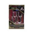 Huzzle (Hanayama) Cast Puzzle - Devil