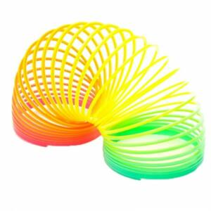 Arc curcubeu Slinky