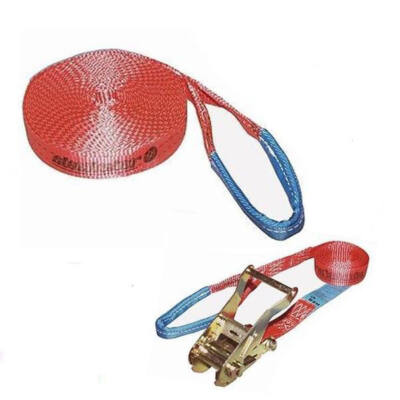 Set Slackline Basic - 35 mm, 15 m