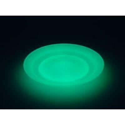 Farfurie de jonglat fluorescenta cu bete