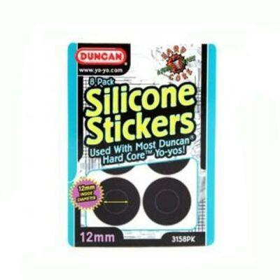 Set silicone sticker Duncan
