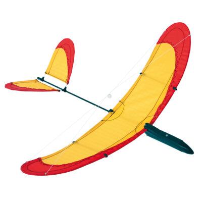 Airglider - Planor Rosu Galben