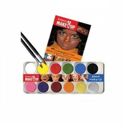 Aqua Make Up PaintBox, set machiaj 12 culori