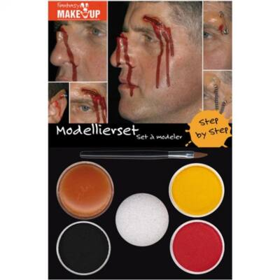 Picture Pack set modelare cicatrice 3 culori