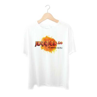 T-shirt juggler