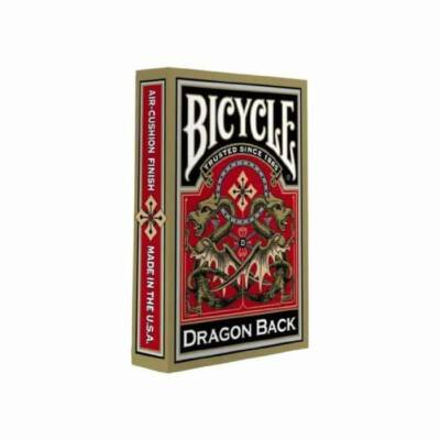 Carti de Joc Bicycle - Gold Dragon Back