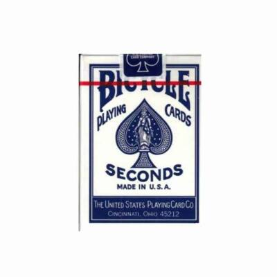 Carti de Joc Bicycle - Seconds