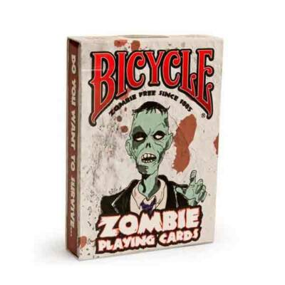 Carti de Joc Bicycle - Zombie