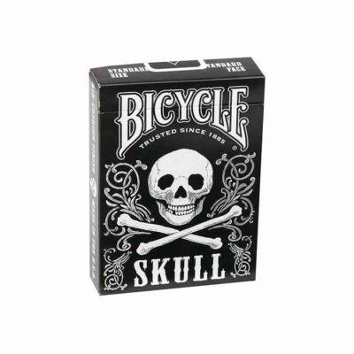 Carti de Joc Bicycle - Skull