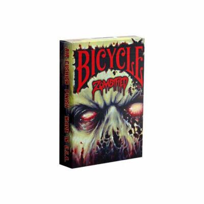 Carti de Joc Bicycle - Zombiefied