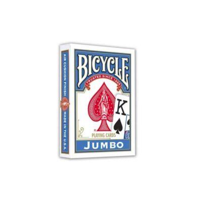 Carti de Joc Bicycle Jumbo Index
