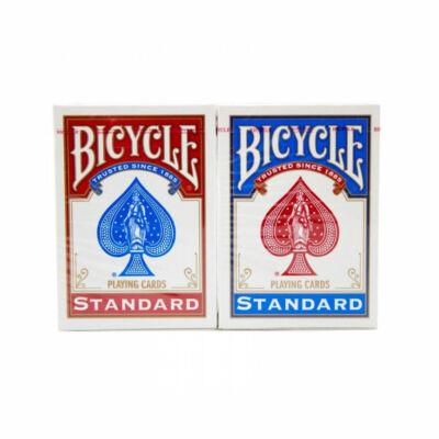 Carti de Joc Bicycle Standard  - Dublu