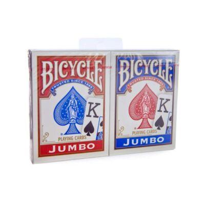 Carti de Joc Bicycle Jumbo Index - Dublu