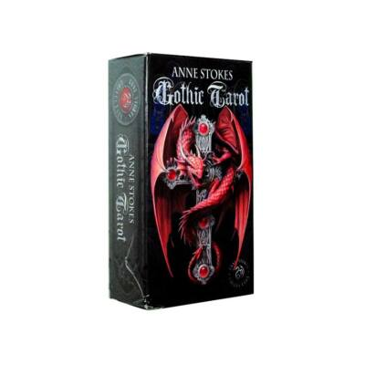 Carti Gothic Tarot Bicycle - Anne Stokes