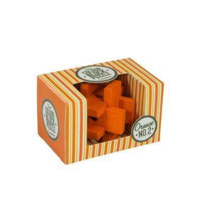 Colour Block Puzzle Nr. 2 Portocaliu