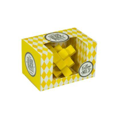 Colour Block Puzzle Nr. 3 Galben