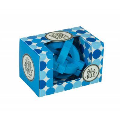 Colour Block Puzzle Nr. 5 Albastru