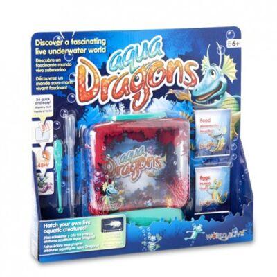 Set Aqua Dragons acvariu cu capac