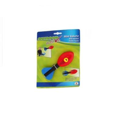 Racheta mini cu fluier