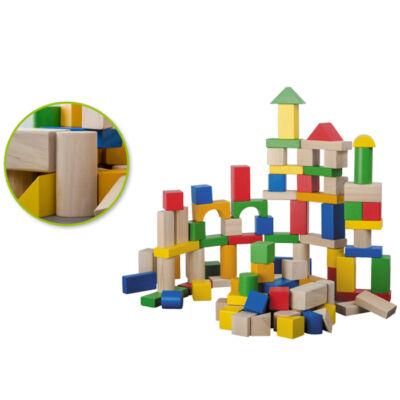 Cutie piese de lemn
