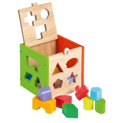 Cutia cu forme