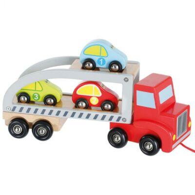 Transportatorul de masini