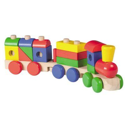 Trenuletul de lemn