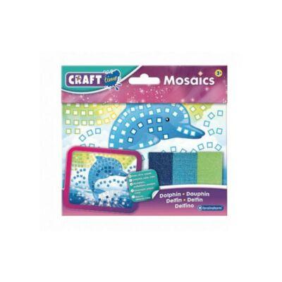 Kit Mozaic Mini Delfin  - Brainstorm