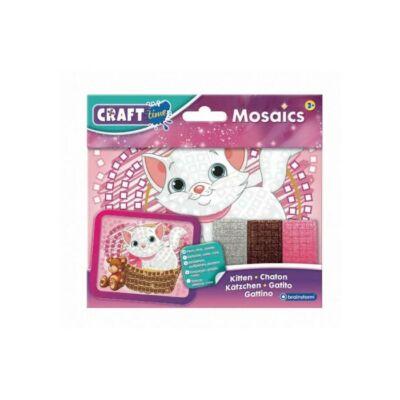 Kit Mozaic Mini Pisicuta - Brainstorm