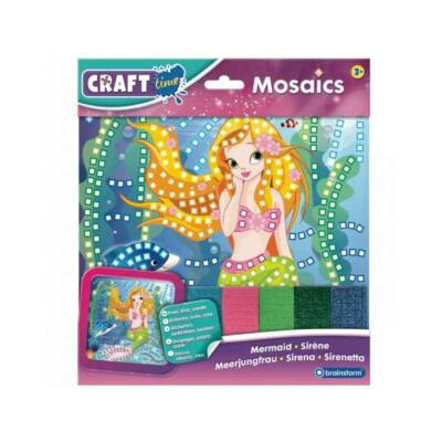 Kit Mozaic Mini Sirena - Brainstorm