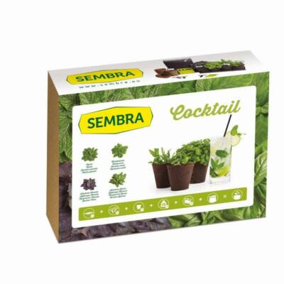 Kit de gradinarit - Cocktail - Sembra