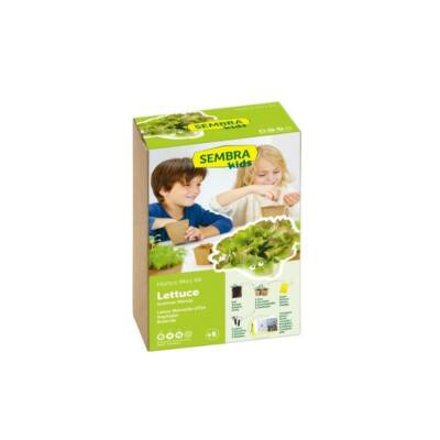 Kit de gradinarit mini - Salata verde - Sembra