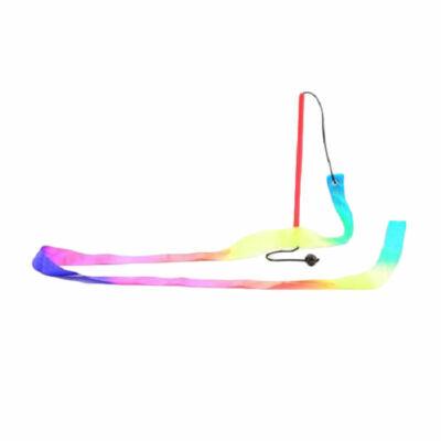 Panglica pentru gimnastica ritmica Rainbow - copii