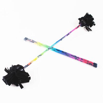 Set flowerstick Rainbow