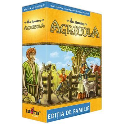 Joc de societate Agricola - Editie de famile