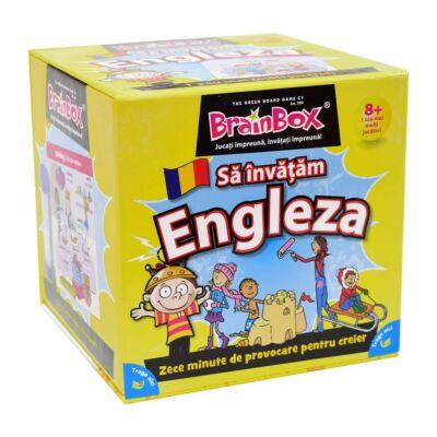 Joc de societate Brainbox - Sa invatam engleza