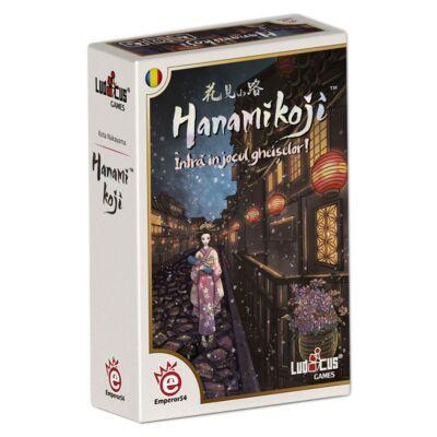 Joc de societate Hanamikoji