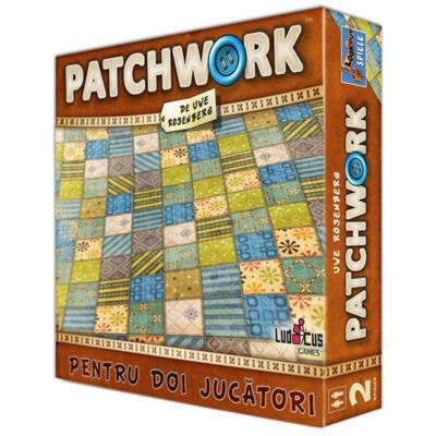 Joc de societate Patchwork