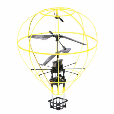 Drona - Balon de aer 3 canale - Invento