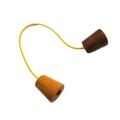 Begleri FingerPoi - conuri din lemn