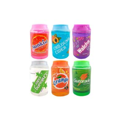 Set Slime Gelatina colorata in doza mica - 6 buc