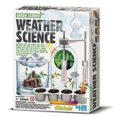 Kit jucarii eco - Meteorologie - 4M