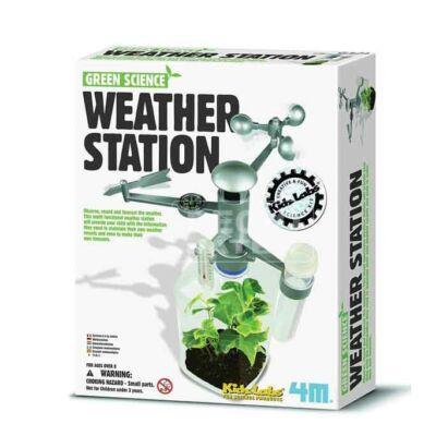 Kit jucarii eco - Statie meteorologica - 4M