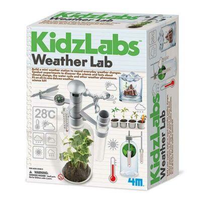 Kit jucarii eco - Laborator meteorologic - 4M