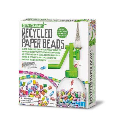 Kit jucarii eco - Masina de reciclat hartie - 4M