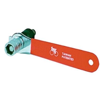 Cheie pedala pentru monociclu