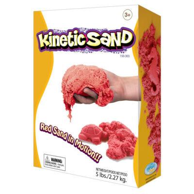 Nisip Kinetic 2,27 kg - rosu