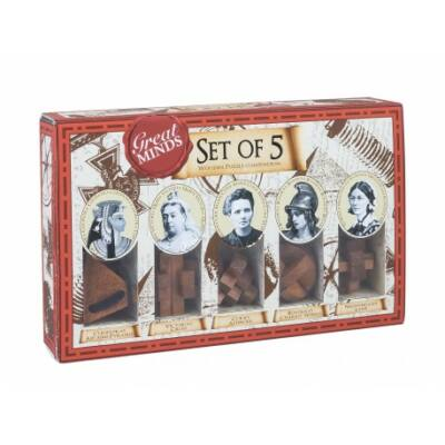 Professor Puzzle Great Minds - Women's Set 5