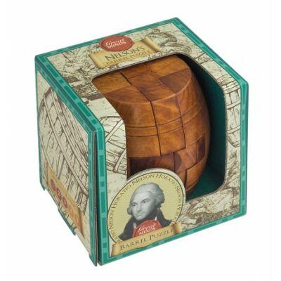 Nelson's Barrel Puzzle